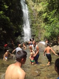 waterfall lulumahu